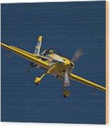 Extra Flugzeugbau Wood Print