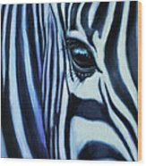 Eye Of Africa Wood Print