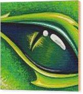 Eye Of Cepheus Wood Print