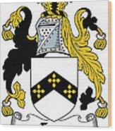 Eyre Coat Of Arms Irish Wood Print