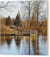 F2110940 Wood Print