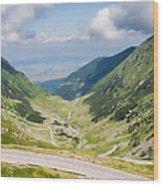 Fagarasi Mountains Wood Print