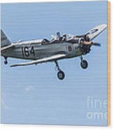 Fairchild Pt-23 Wood Print