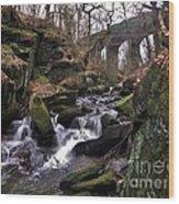 Faires Chapel Wood Print
