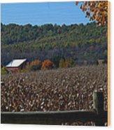 Fairfield Farm Wood Print