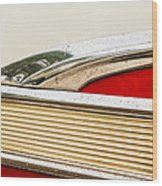 Fairlane Detail Wood Print