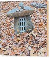 Fairy House Wood Print