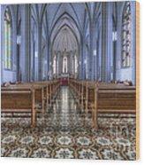 Faith Evermore Wood Print