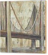 'faith' Wood Print