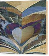 Faithful Heart Wood Print