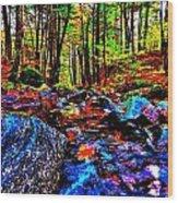 Fall 2014 Ultra 36 Wood Print