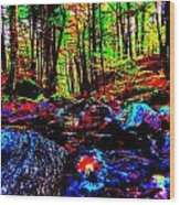 Fall 2014 Ultra 37 Wood Print