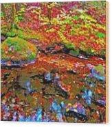 Fall 2014 Y212 Wood Print