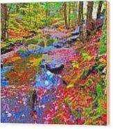 Fall 2014 Y219 Wood Print
