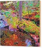 Fall 2014 Y236 Wood Print