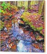 Fall 2014 Y239 Wood Print