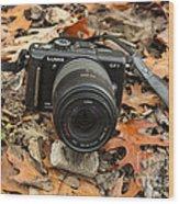 Fall Photography Wood Print