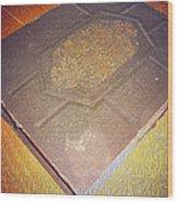 Family Bible Wood Print