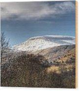 Fan Fawr Brecon Beacons 3 Wood Print