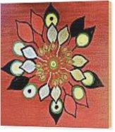 Fanga Wood Print
