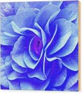 Fantasy Flower 10 Wood Print