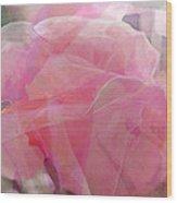 Fantasy Roses Wood Print