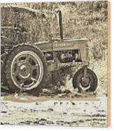Farmers Friend Wood Print