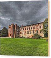 Farnham Castle Wood Print