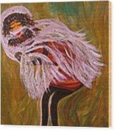 Farrella Mcshade Wood Print