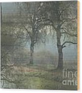 Fascinating Landscapes  Wood Print