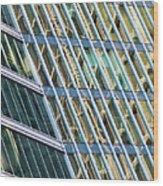 Fast Glass Wood Print