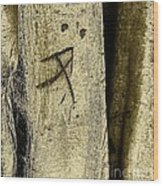Father Of Life Wood Print
