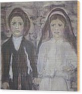 Fatima Wood Print