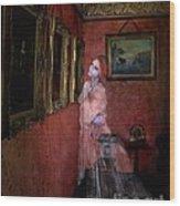 Favorite Painting Wood Print