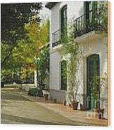 Federico Garcia Lorca Home Wood Print