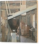 Feed Mill Wood Print