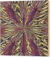 Feeling Groovy No. 3 Wood Print