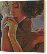 Femina Wood Print