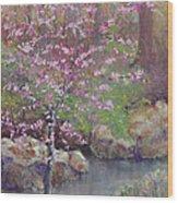 Femme Osage Spring Wood Print