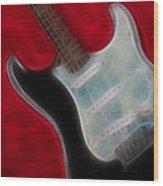 Fender-9668-fractal Wood Print