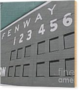 Fenwall Wood Print