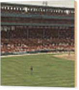 Fenway Park - Early Version Wood Print
