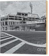 Fenway Park V Wood Print