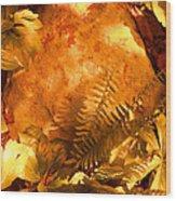 Fern 3 Wood Print