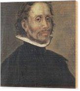 Fernandez, Gregorio 1576-1636. Spanish Wood Print