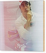Fernando Alonso 3 Wood Print