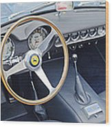 Ferrari 250 Gt Scaglietti Swb California Spyder 1961 Wood Print