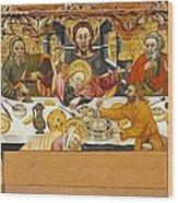 Ferrer, Jaume 15th Century. The Last Wood Print