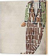 Ferris Bueller's Day Off Wood Print