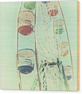 Ferris Wood Print